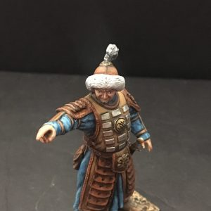 Mongol Warchief