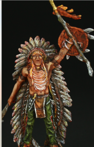American Indian Chieftain