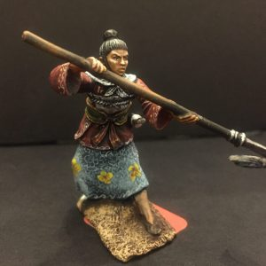 Ancient Chinese Warrior