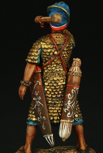 Egyptian Commander XIII-XII cc BC